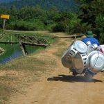 陸路で入国できるラオス~カンボジア間の国境とルート
