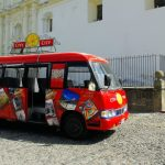 陸路と海路で入国できるグアテマラ~ベリーズ間の国境とルート
