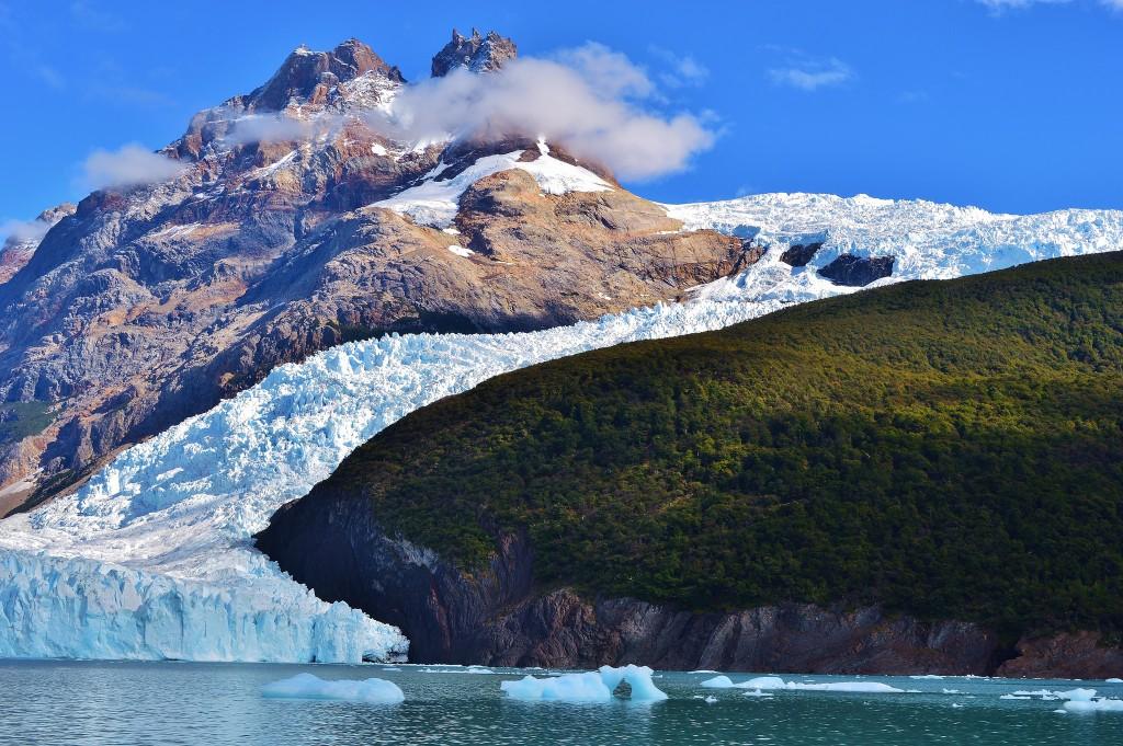 アルゼンチンの世界遺産:ロス・グラシアレス国立公園