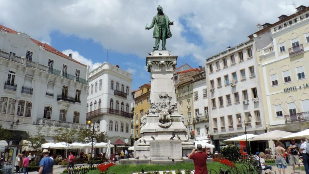 ポルトガルの世界遺産:コインブラ大学