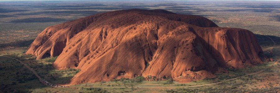 オーストラリアの世界遺産・エアーズロック