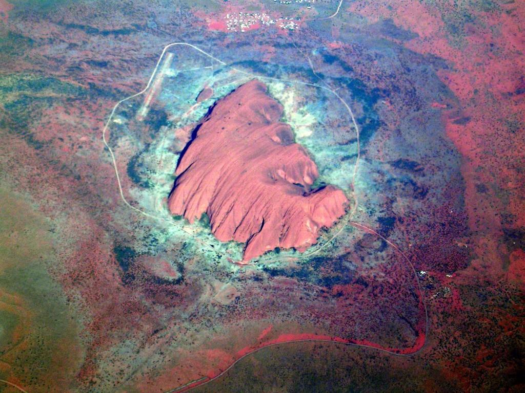 オーストラリアの世界遺産:エアーズロック