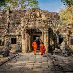 誰でも簡単に行ける?カンボジアの世界遺産:アンコール・ワットへの行き方!