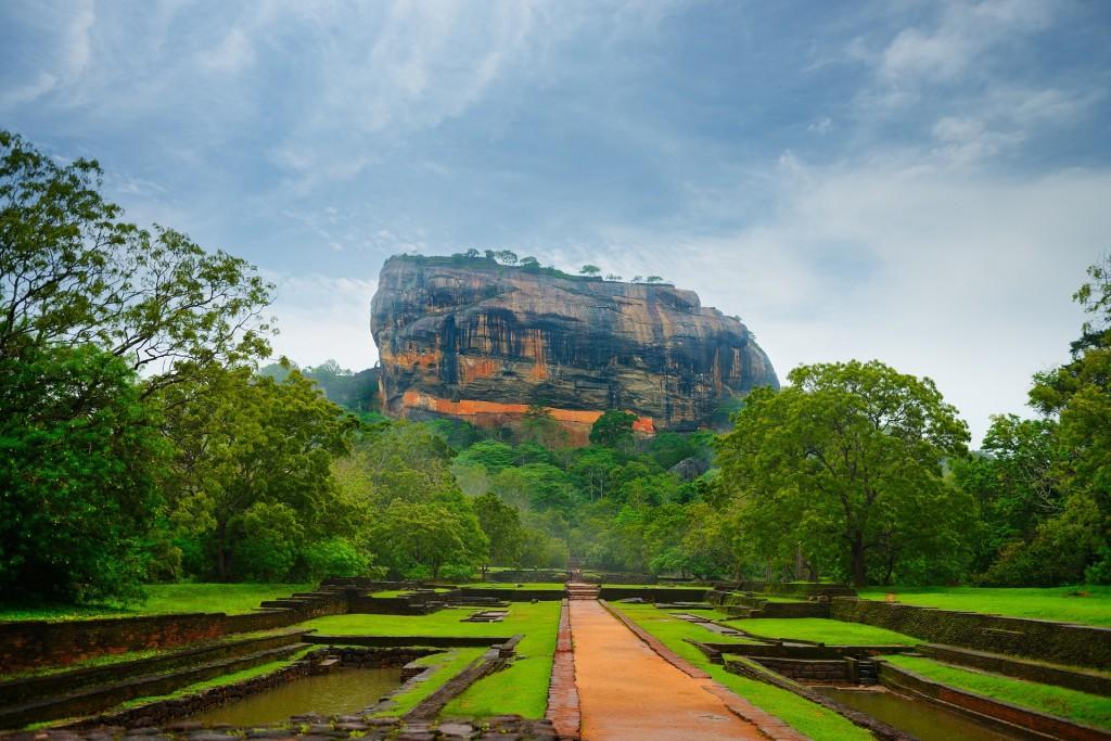 スリランカの世界遺産・シギリヤロック