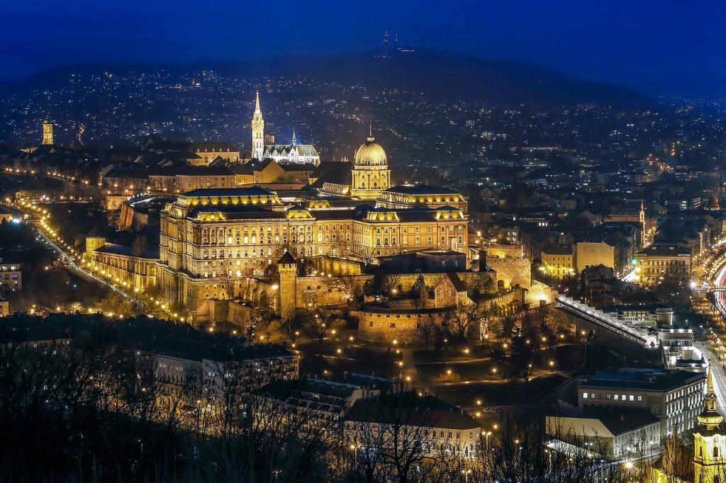 ハンガリーの世界遺産:ブダペスト