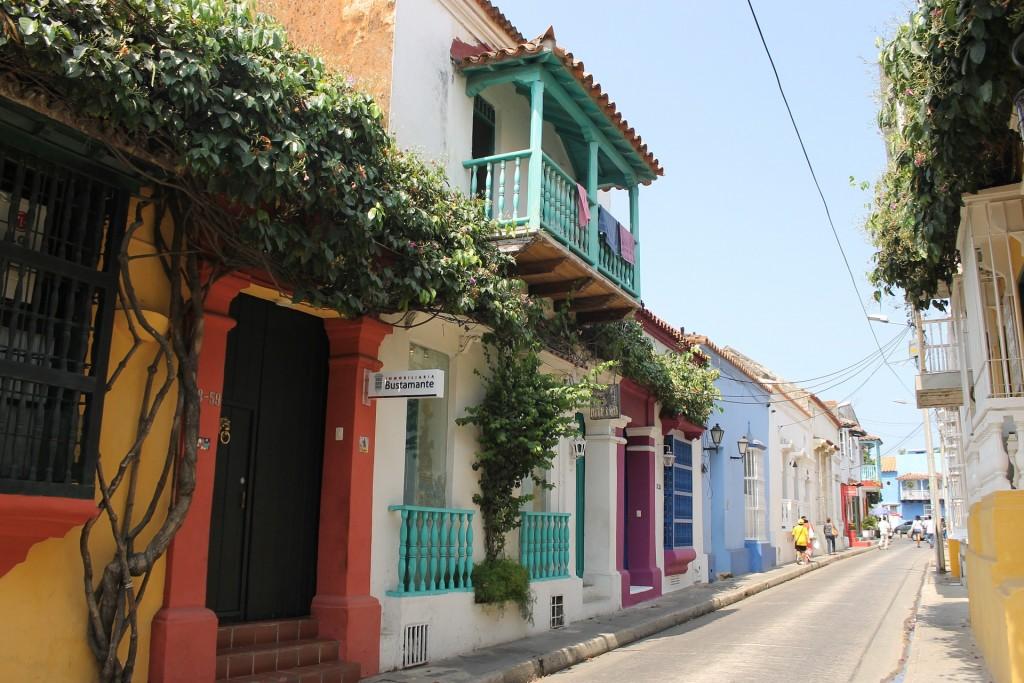 コロンビアの世界遺産:カルタヘナ