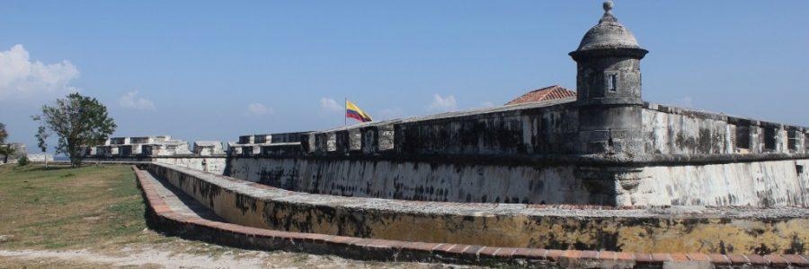 コロンビアの世界遺産・カルタヘナ
