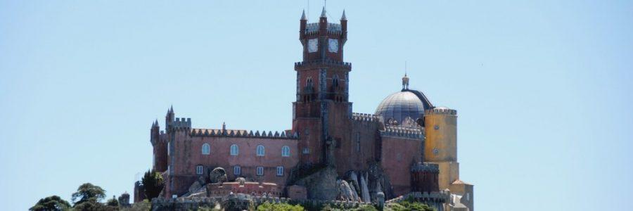 ポルトガルの世界遺産・シントラ