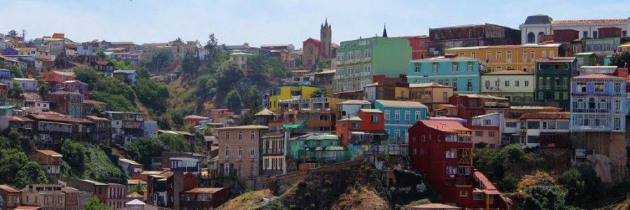チリの世界遺産・バルパライソ