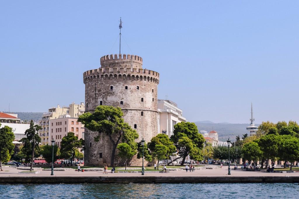 ギリシャの世界遺産:テッサロニキ
