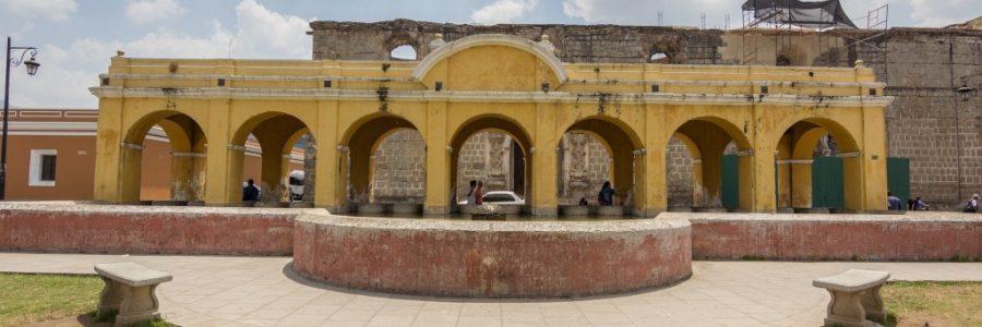 グアテマラの世界遺産・アンティグアグアテマラ
