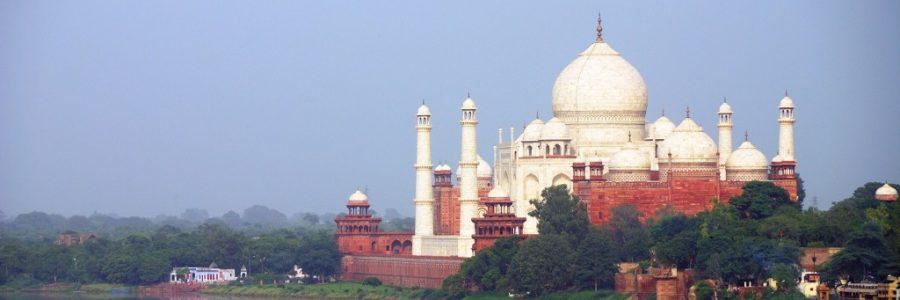 インドの世界遺産・タージマハル