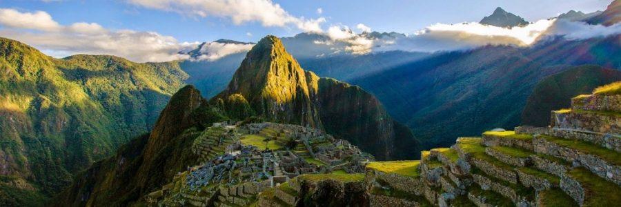 ペルーの世界遺産・マチュピチュ