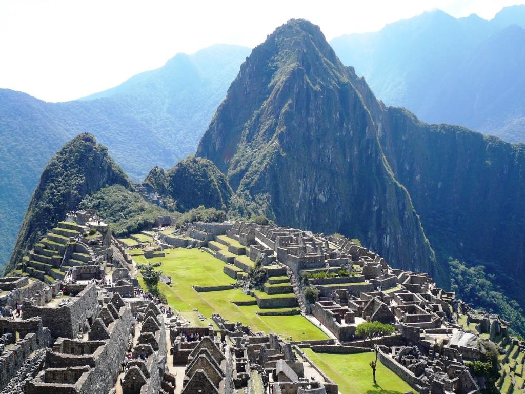 ペルーの世界遺産:マチュピチュ