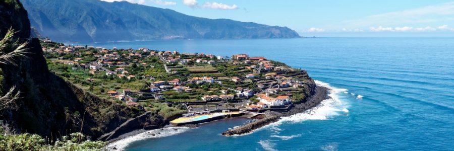 ポルトガルの世界遺産・マデイラ島