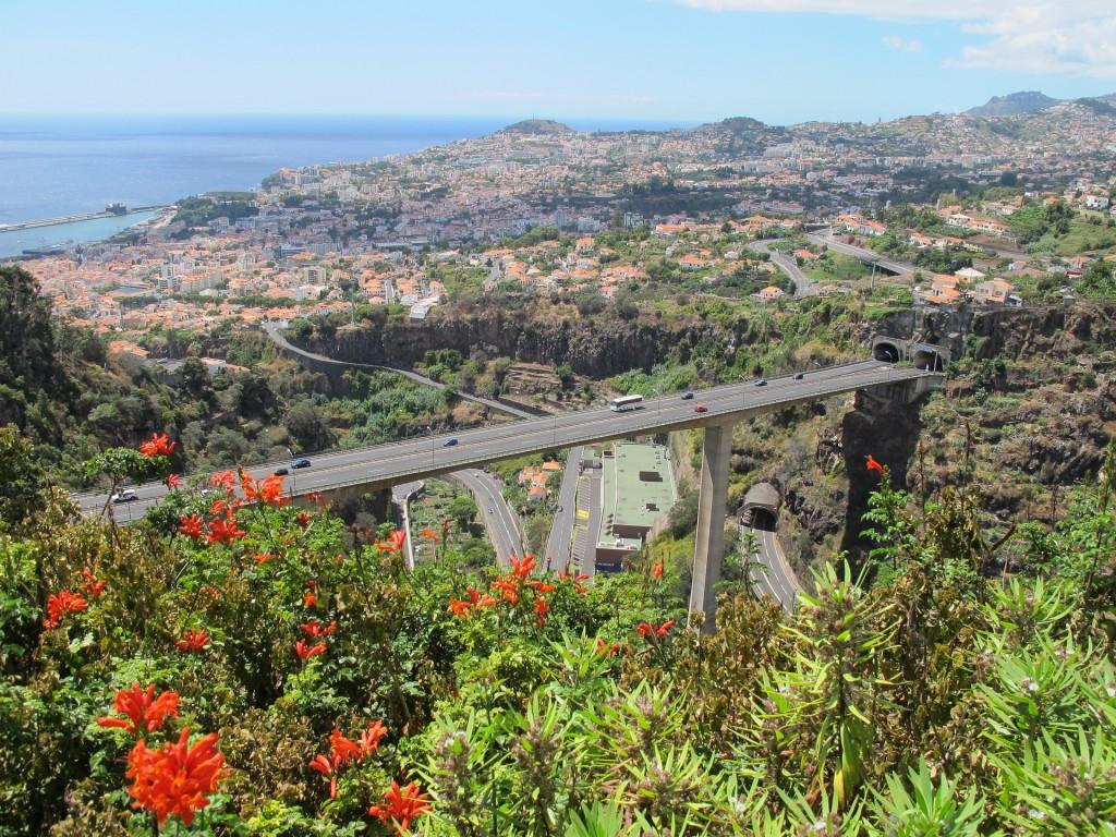 ポルトガルの世界遺産:マデイラ島