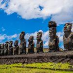 誰でも簡単に行ける?チリの世界遺産:イースター島への行き方!
