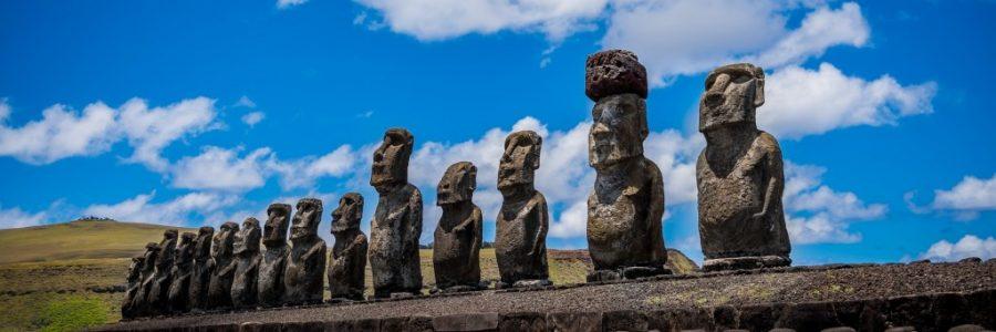 チリの世界遺産・イースター島