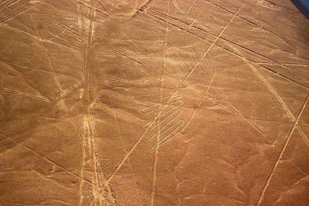ペルーの世界遺産・ナスカとパルぱの地上絵