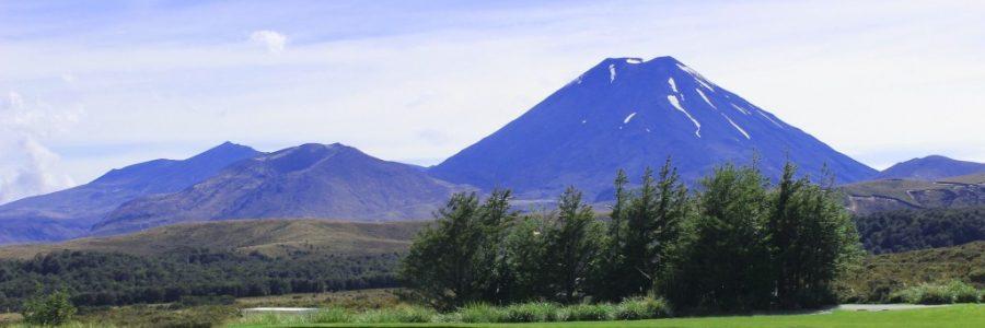 ニュージーランドの世界遺産・トンガリロ国立公園