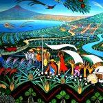 陸路で入国できるニカラグア~ホンジュラス間の国境とルート