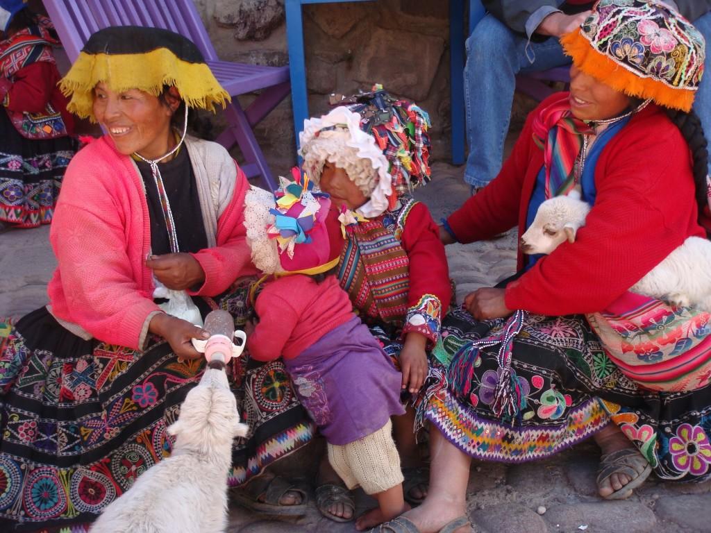 ペルーの世界遺産:クスコ市街