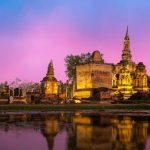 誰でも簡単に行ける?タイの世界遺産:アユタヤへの行き方!