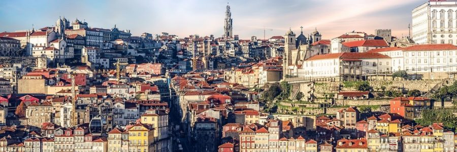 ポルトガルの世界遺産・ポルト歴史地区