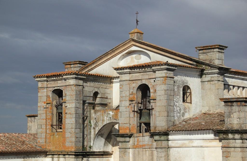 ポルトガルの世界遺産:エヴォラ歴史地区