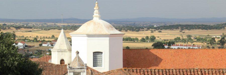 ポルトガルの世界遺産・エヴォラ歴史地区