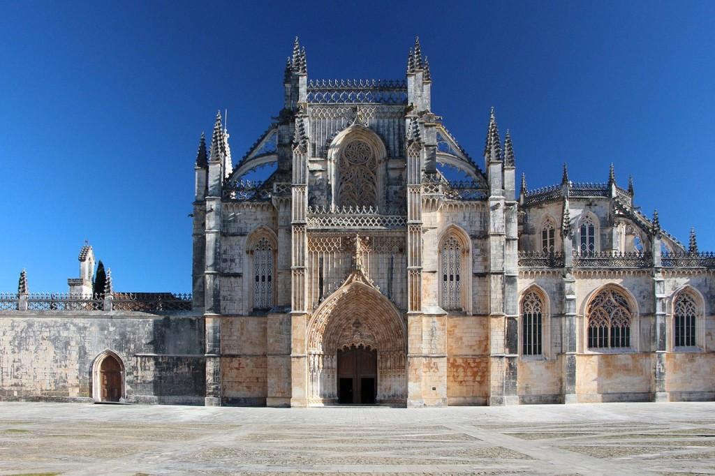 ポルトガルの世界遺産:バターリャの修道院