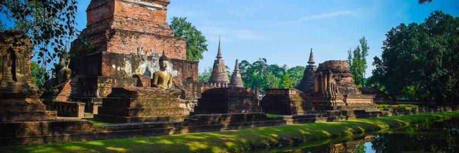 タイの世界遺産・スコータイ