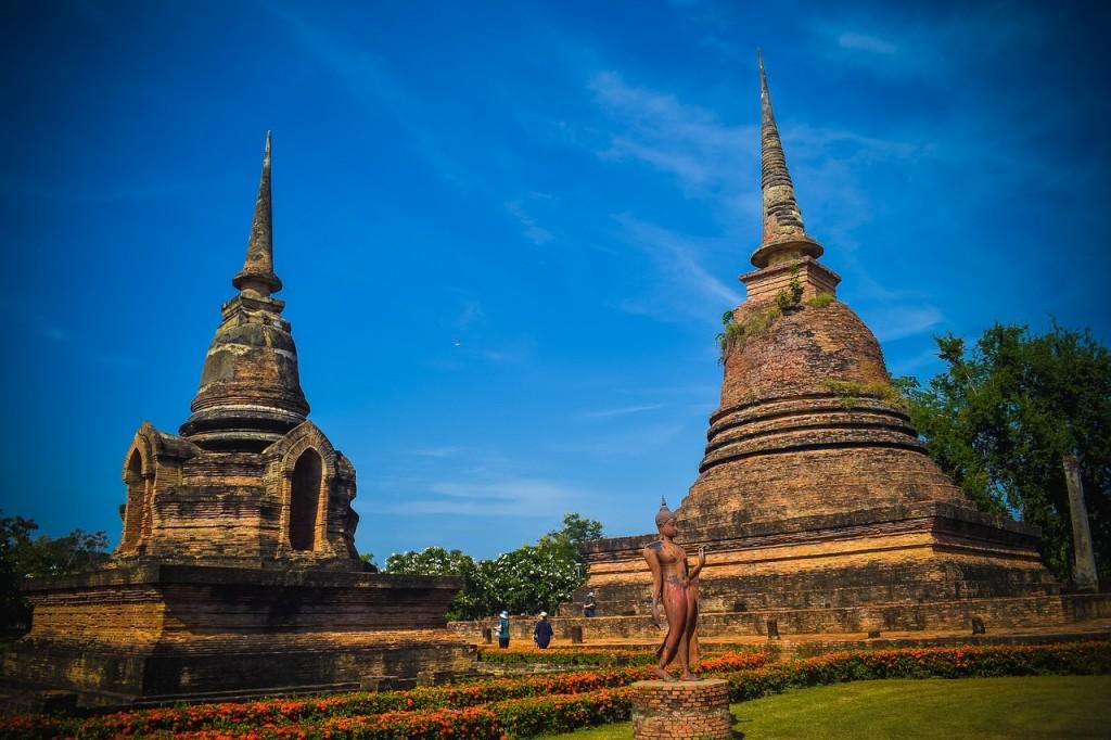タイの世界遺産:スコータイ