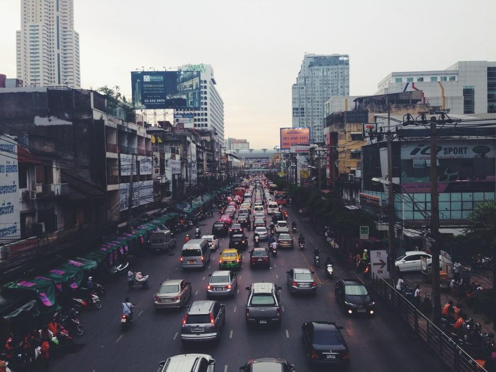 陸路で入国できるタイ〜カンボジアの国境越えのルートと移動手段