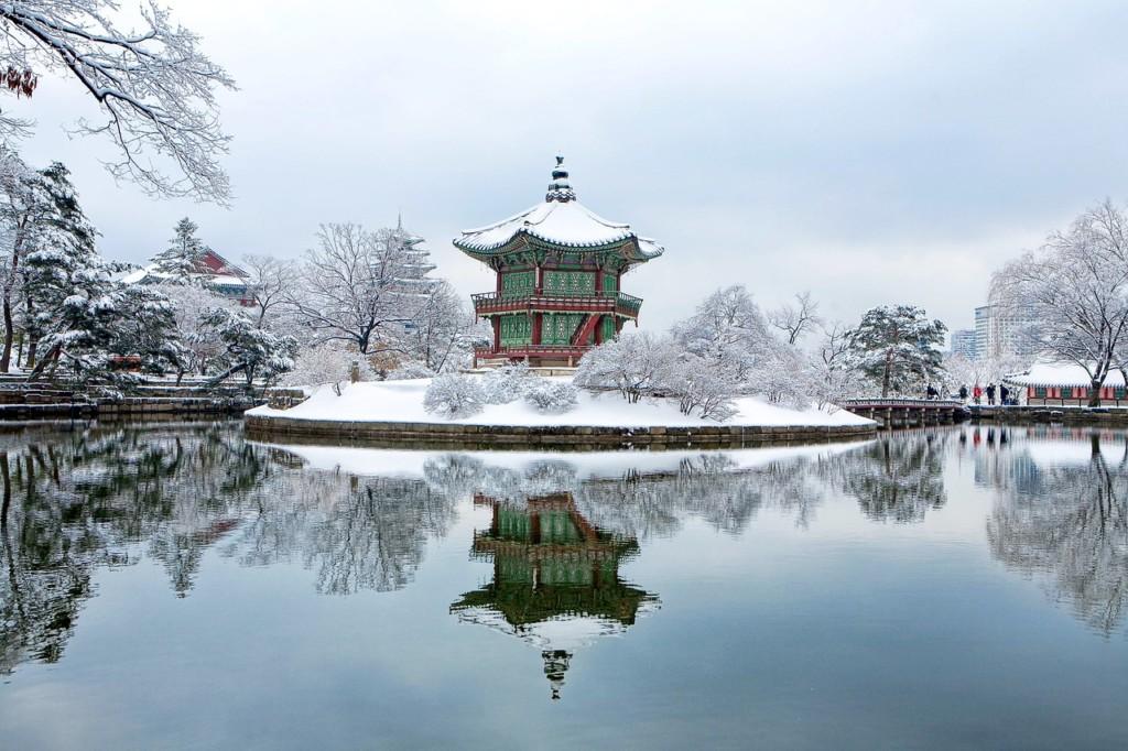 韓国の天気・気候と観光・旅行のベストシーズン