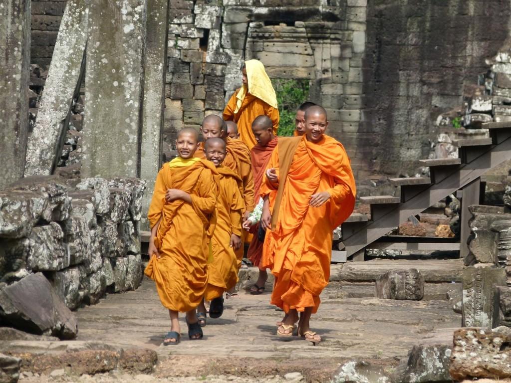 400年ぶりの発見!カンボジアの世界遺産:アンコールワットの遺跡の歴史