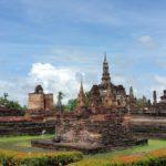 タイで最初の王朝!古代都市スコータイの歴史と世界遺産登録の理由