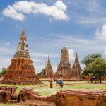 タイの王朝遺跡:古都アユタヤの歴史と世界遺産登録の理由